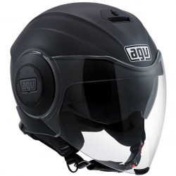 Casque Fluid Matt Black