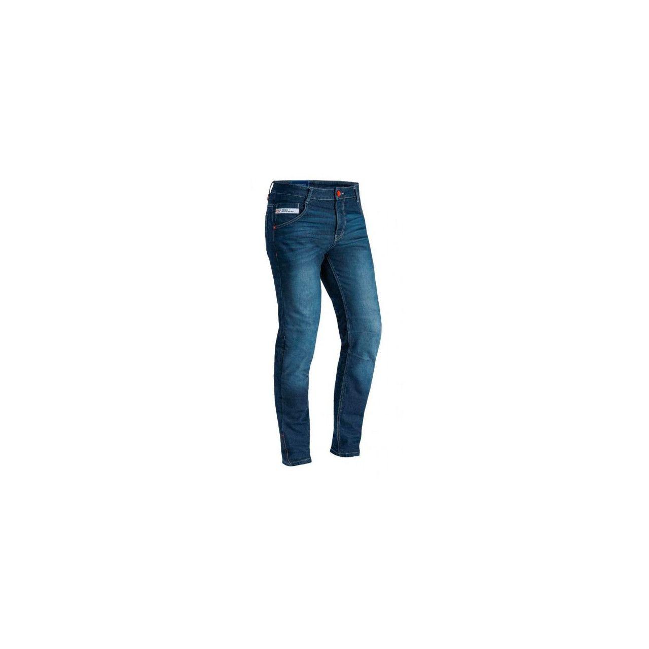 48b4f746803a5 IXON - Jeans Mikki Bleu Femme
