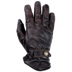 Gants BOSTON - cuir PULL UP