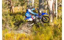 YAMAHA Moto enduro WR250F 2019