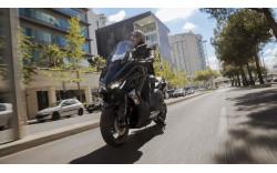 YAMAHA Scooter TMAX 2018
