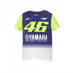 T-shirt enfant VR46 2017