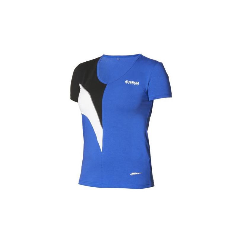YAMAHA T-shirt Paddock femme 2016