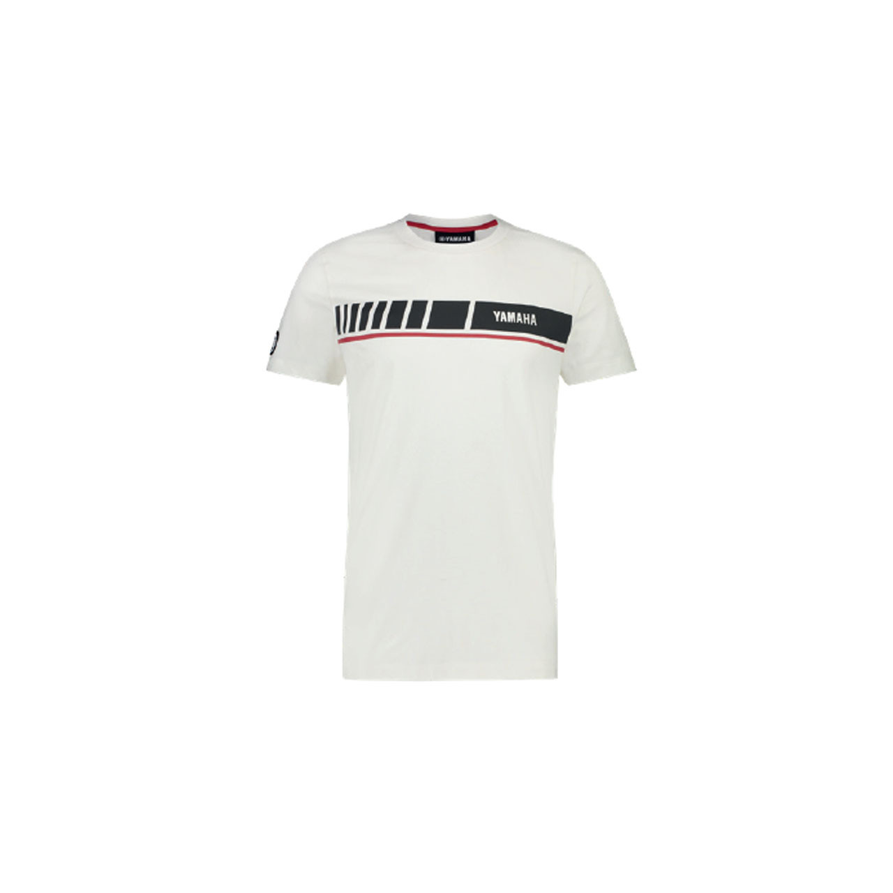 YAMAHA T-shirt homme manches courtes Big Stripe Revs 2019