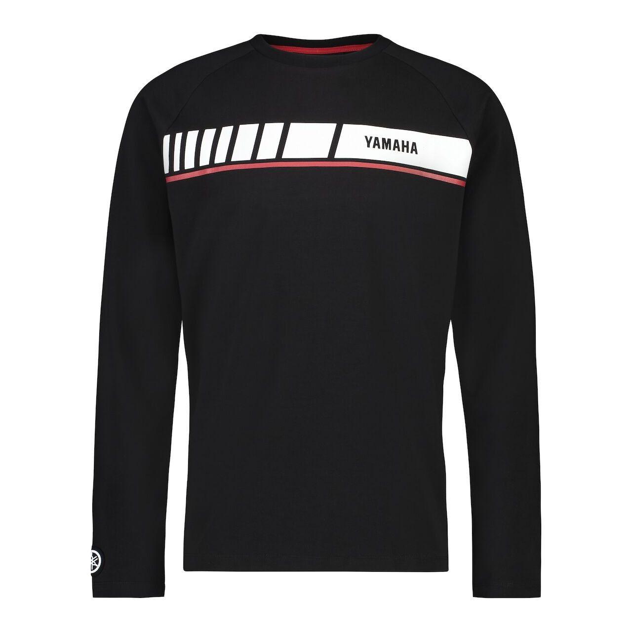YAMAHA T-shirt homme manches longues Revs 2019