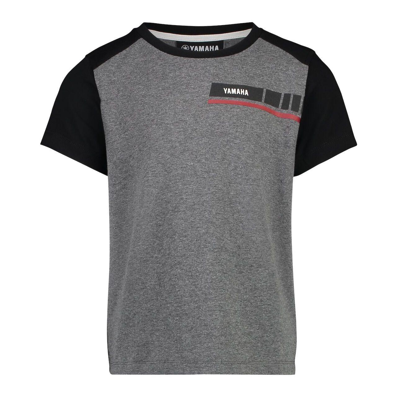 YAMAHA T-shirt enfant Small Stripe Revs 2019