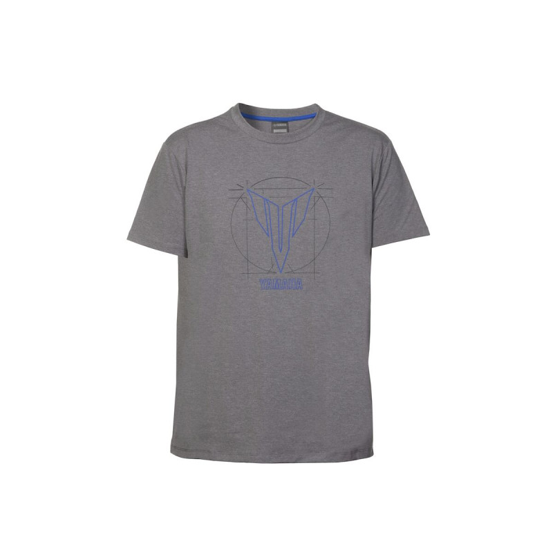 YAMAHA T-shirt homme manches courtes Topeka MT 2019