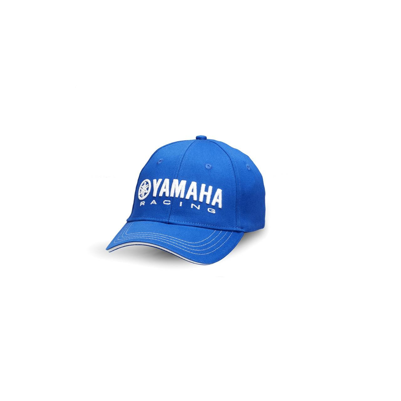 YAMAHA Casquette Casual Paddock Bleu 2018