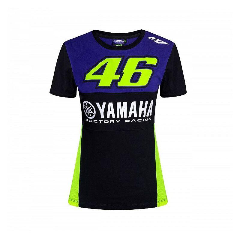 YAMAHA T-shirt femme Royal Blue VR46 2019