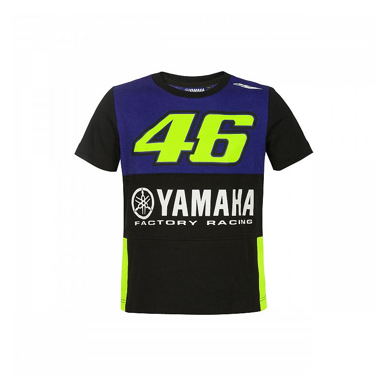 T-shirt enfant Royal Blue VR46 2019