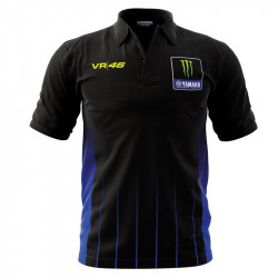 Polo homme Dual Black VR46...