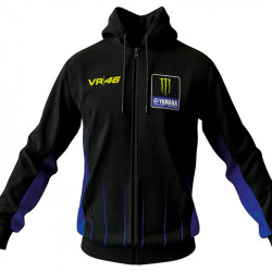 Sweat homme Dual Black VR46...