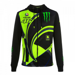 Sweat capuche homme Monster...