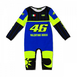 Pyjama bébé VR46 Royal Blue...