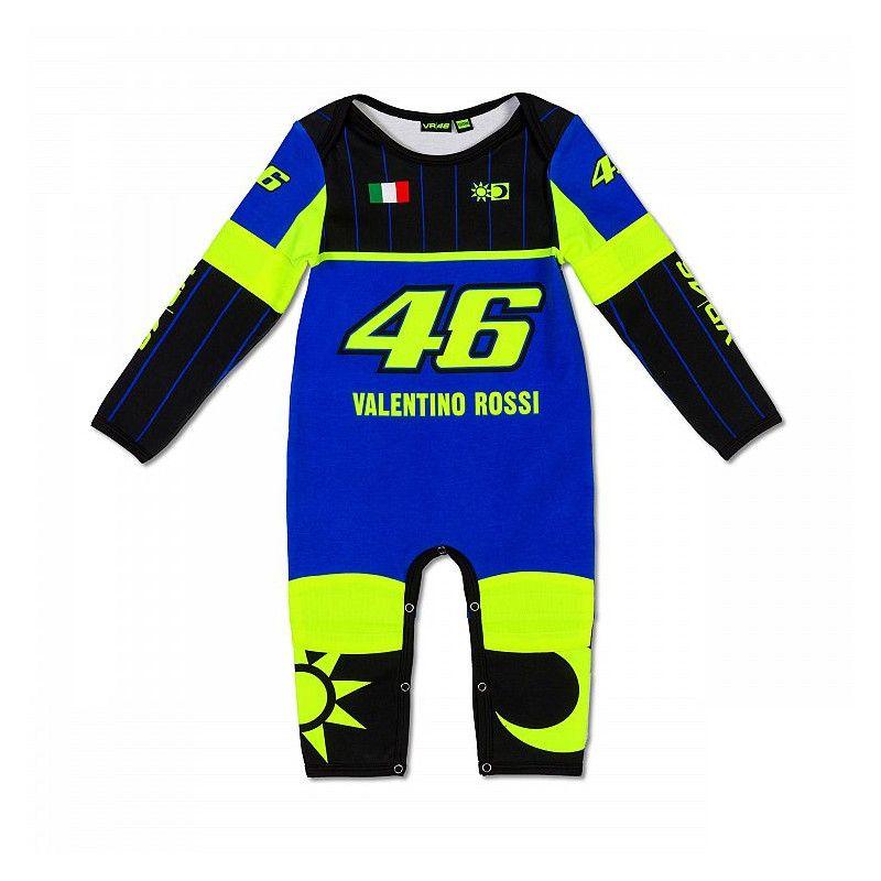 VALENTINO ROSSI Pyjama bébé VR46 Royal Blue 2019