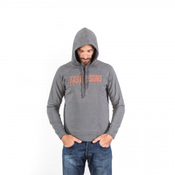 Sweat capuche homme logo MC...