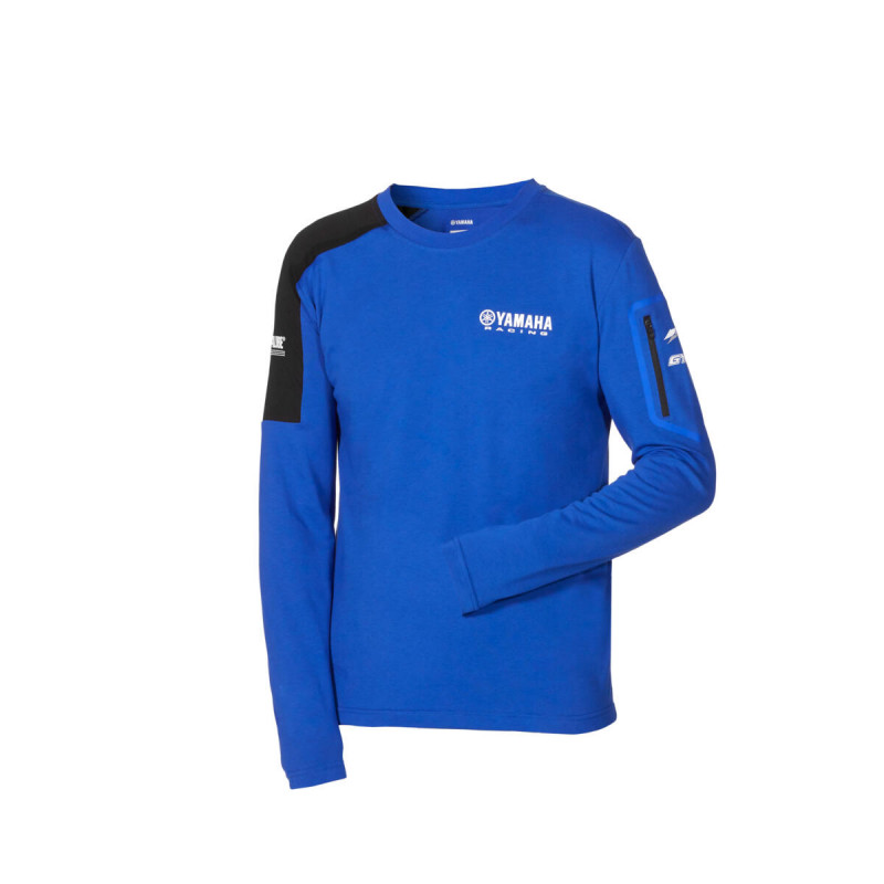 YAMAHA T-shirt manches longues homme Liverpool Paddock 2020