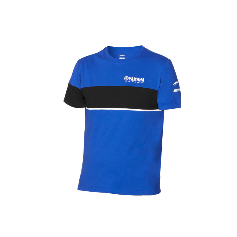 YAMAHA T-shirt manches courtes homme Wiltshir Paddock 2020