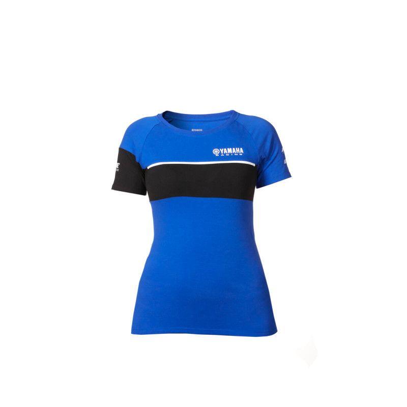 YAMAHA T-shirt femme Manche Courtes Bari Paddock 2020