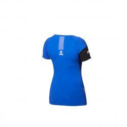 Genuine Yamaha Paddock Bleu Course T-shirt femme Florence à manches courtes tee NEW