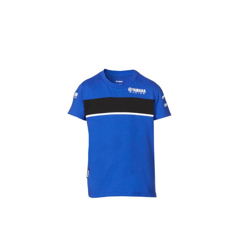 YAMAHA T-shirt Manches Courtes enfant Frankfurt Paddock 2020