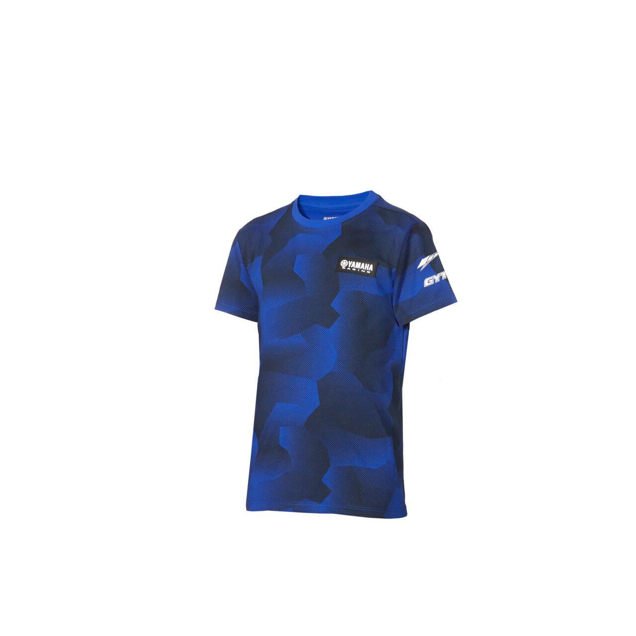YAMAHA T-shirt enfant Manches Courtes Camouflage Leipzig Paddock 2020