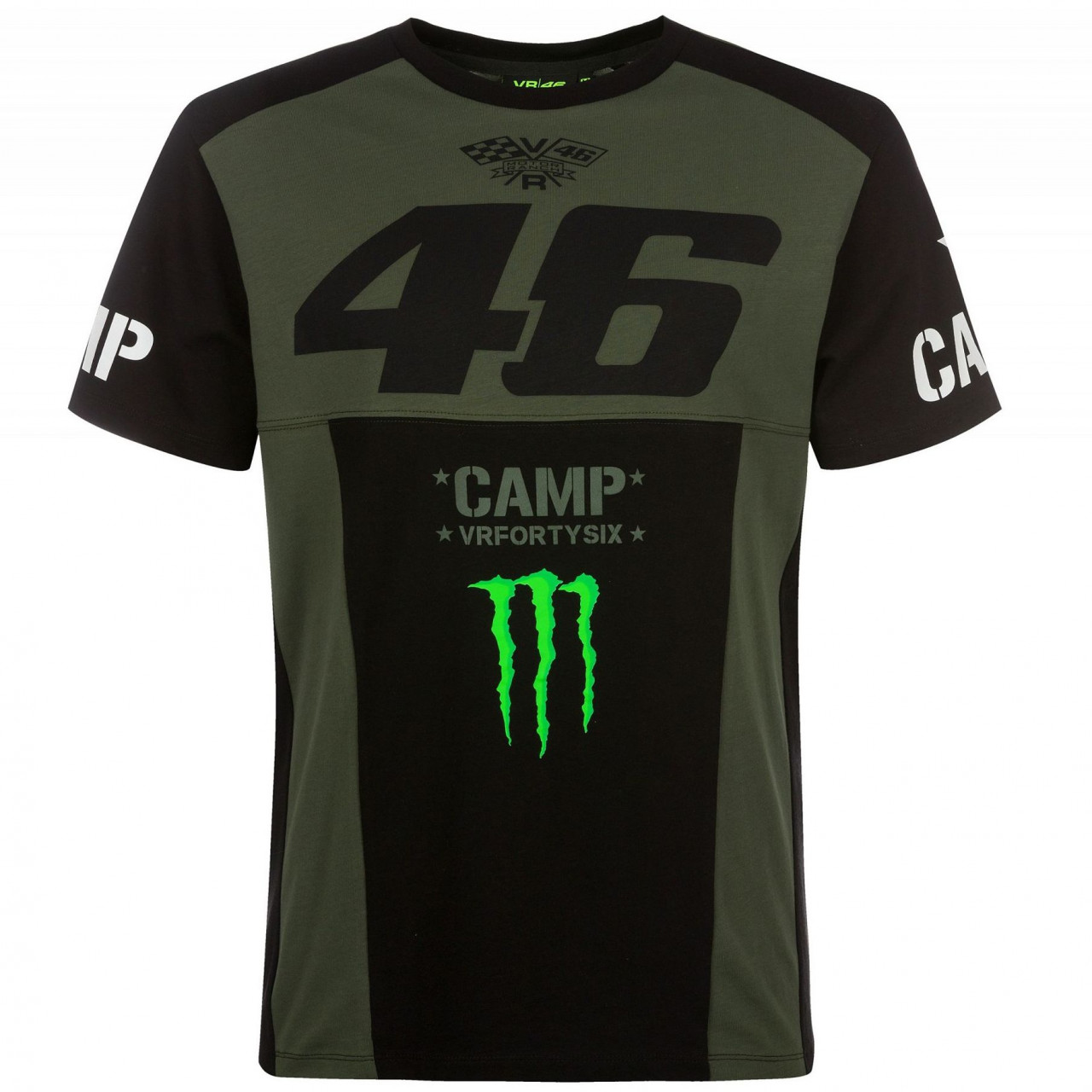 VALENTINO ROSSI T-shirt homme VR46 Camp Monster