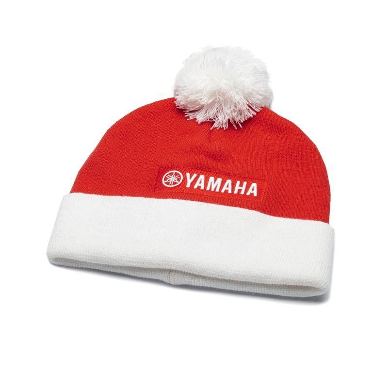 YAMAHA Bonnet pompon enfant de Noël