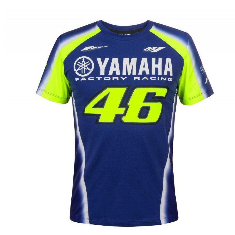 YAMAHA T-shirt homme VR46 2018