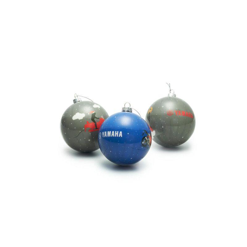 YAMAHA boules de Noël