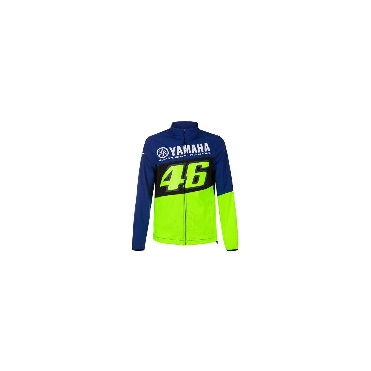 YAMAHA Veste softshell homme Racing VR46 2020