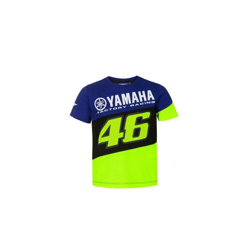 YAMAHA T-shirt enfant Racing VR46 2020