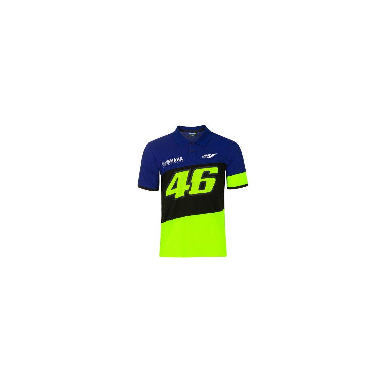 YAMAHA Polo homme Racing VR46 2020