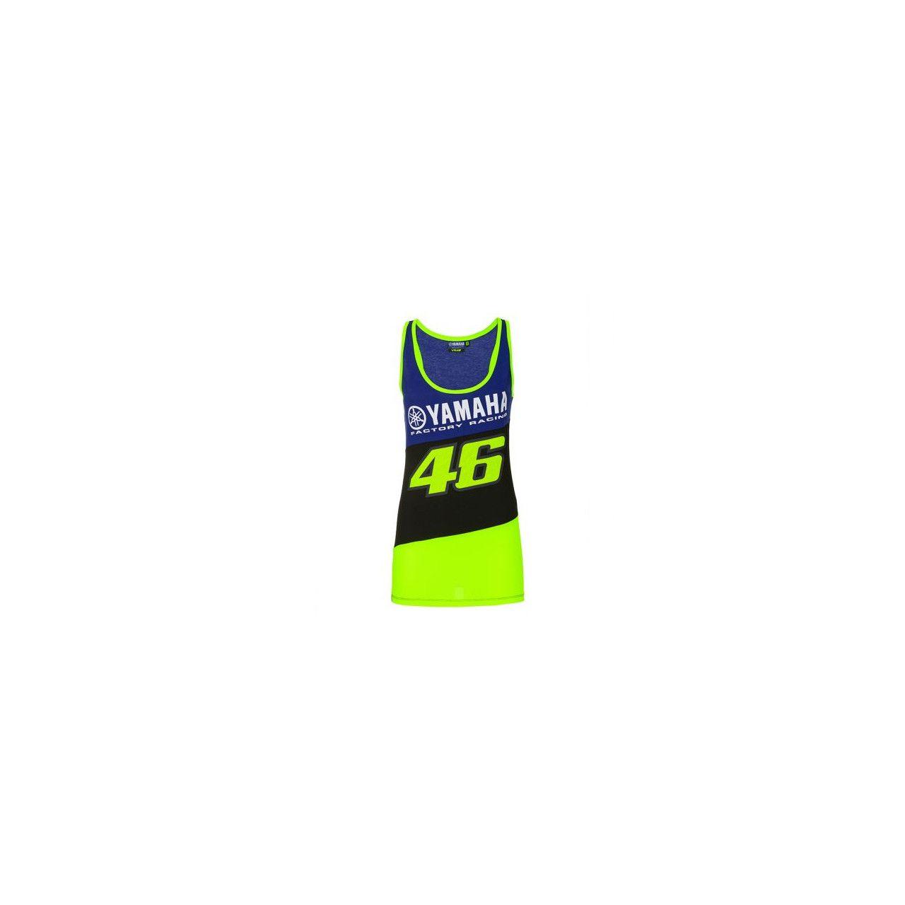 YAMAHA Débardeur femme Racing VR46 2020