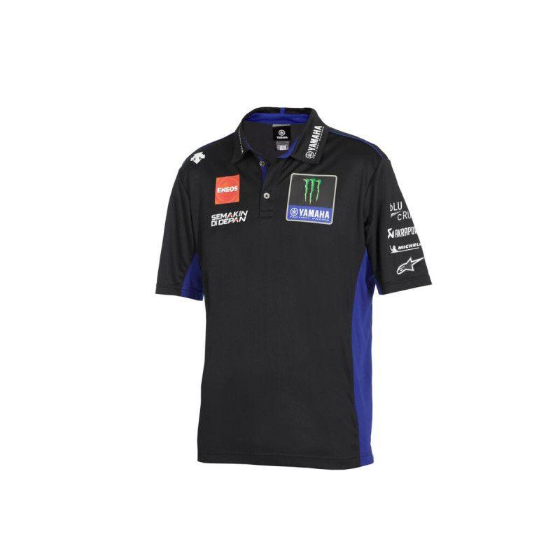 YAMAHA Polo homme MotoGP 2020 replica