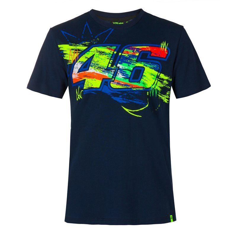 VALENTINO ROSSI T-shirt homme VR46 2020 Winter Test