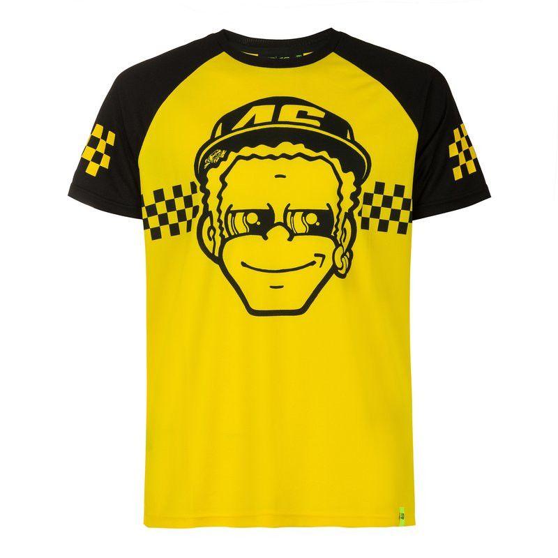 VALENTINO ROSSI T-shirt homme VR46 2020 Dottorone