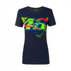 T-shirt femme VR46 2020...