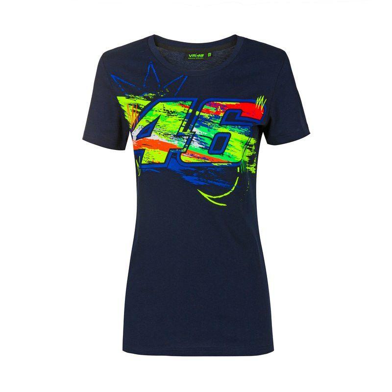 VALENTINO ROSSI T-shirt femme VR46 2020 Winter Test