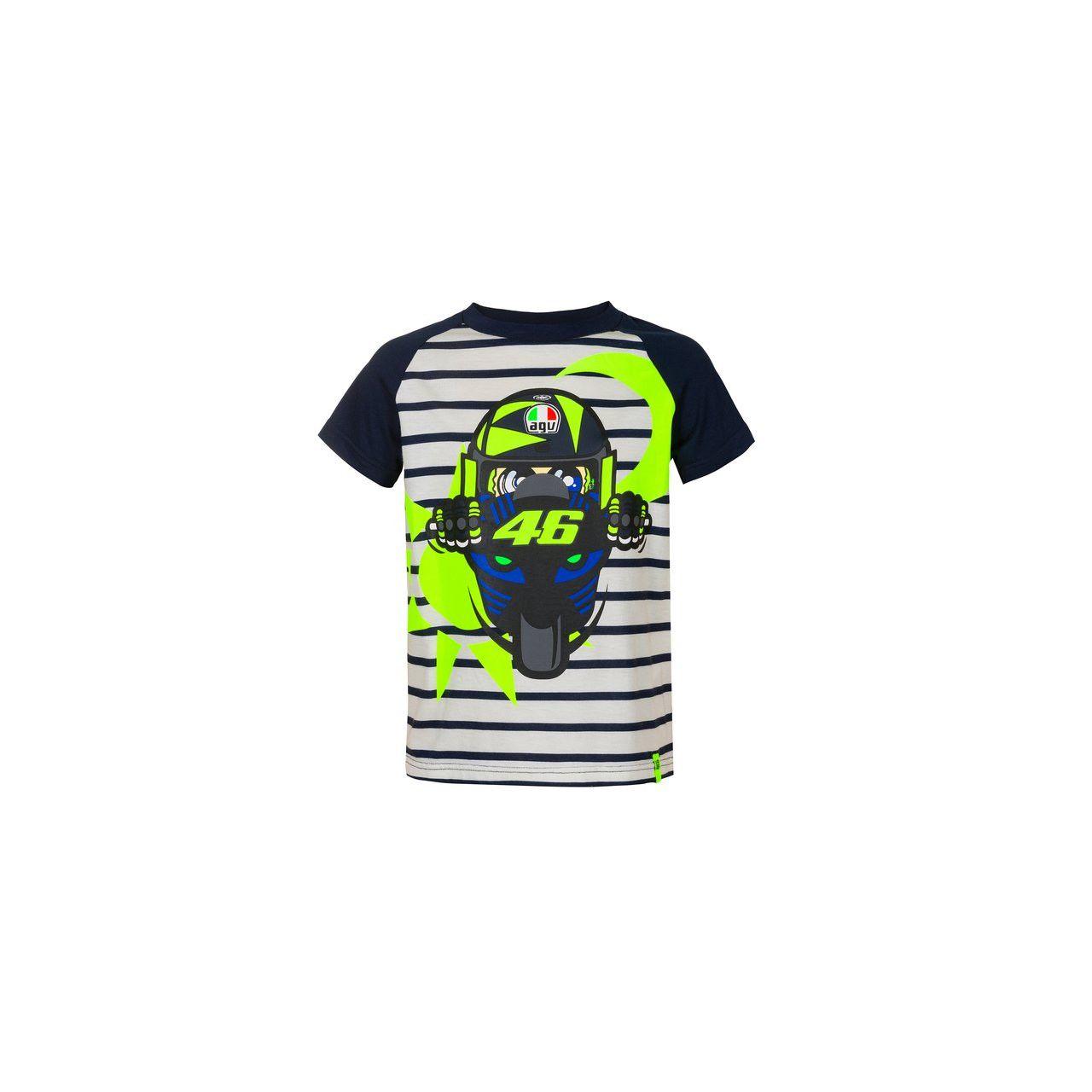 VALENTINO ROSSI T-shirt enfant VR46 2020 Motina