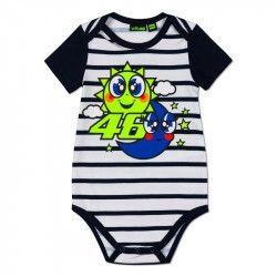 Body bébé VR46 2020 Soleil...