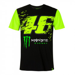 T-shirt homme Monster VR46...