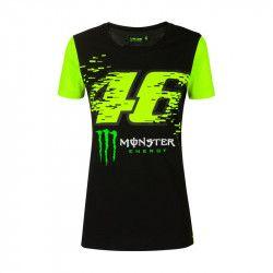 T-shirt femme Monster VR46...
