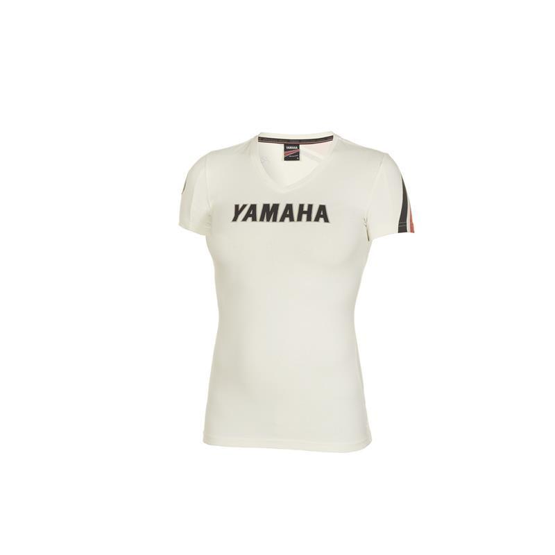 YAMAHA T-shirt femme REVS Zuma 2017