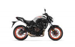YAMAHA Moto roadster MT-07 2020