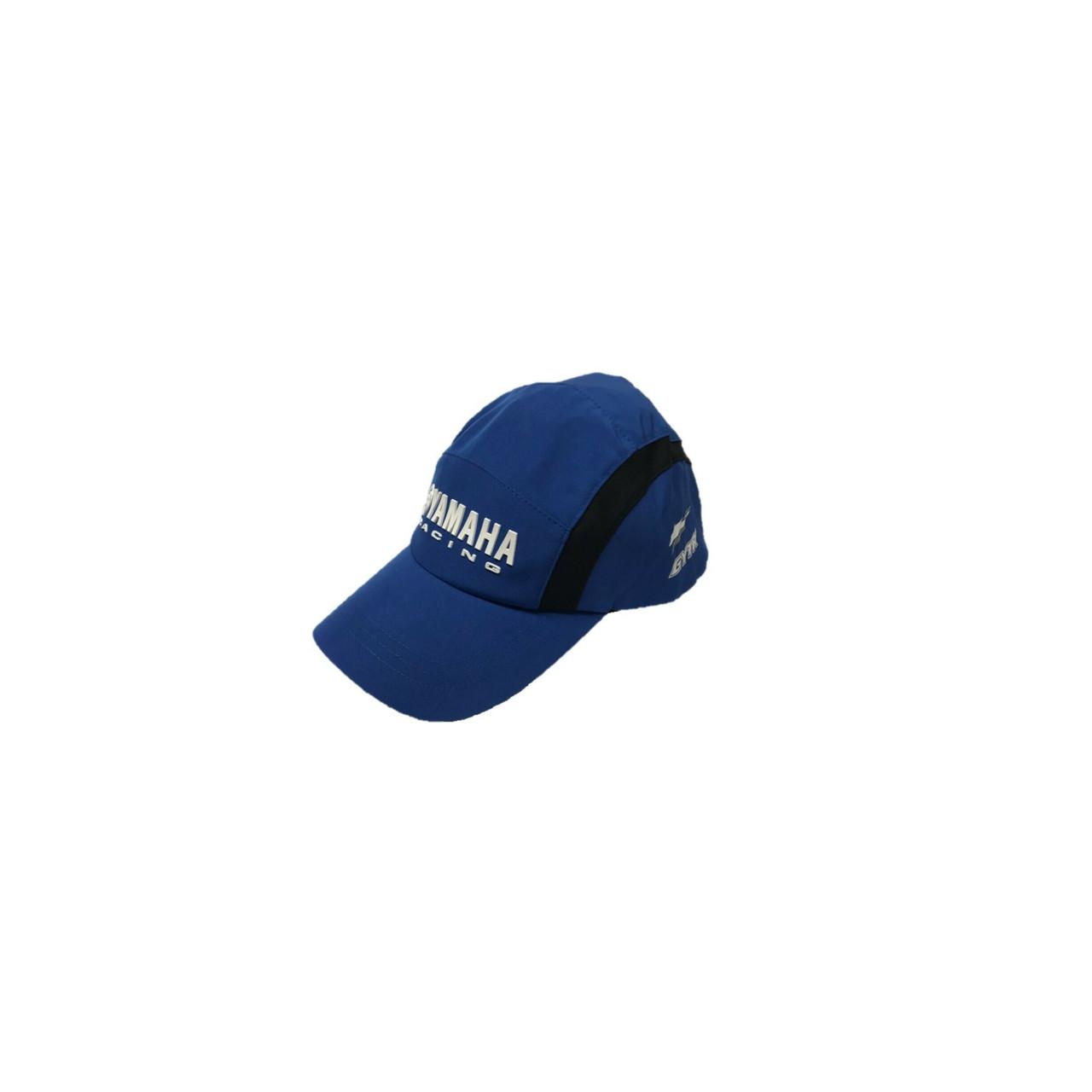 YAMAHA Casquette Paddock Bleu Yorkshire 2020