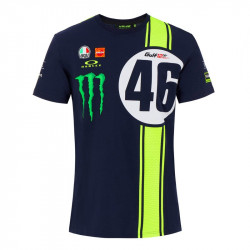 T-shirt adulte VR46 Abu...