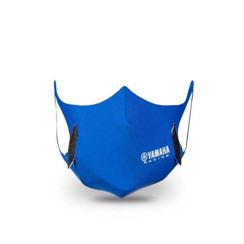 YAMAHA Masque de protection Racing Bleu
