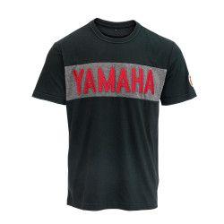 M Polo MotoCircuitPartes Tee-Shirt de Paddock Pitlain pour /équipe Courant Motos Yamaha Hommes