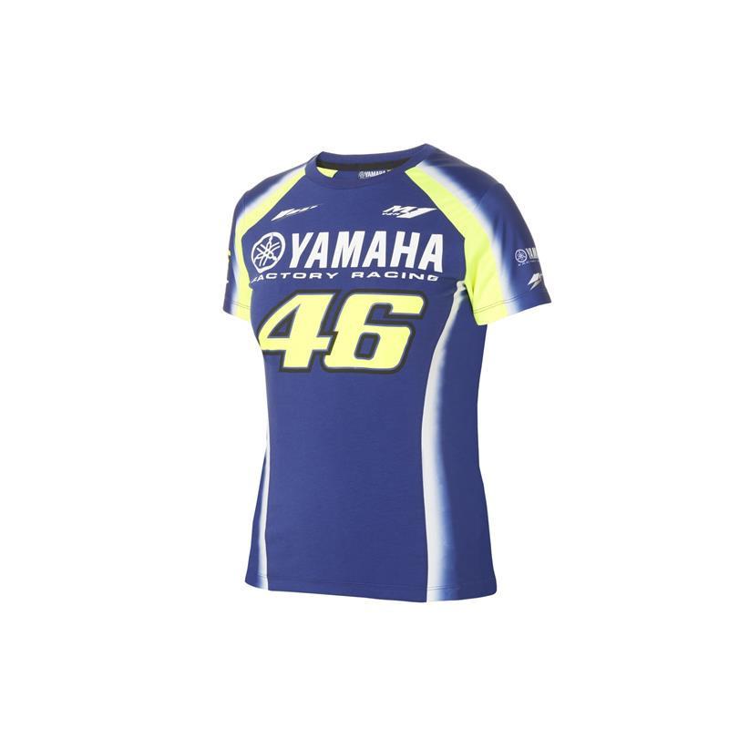 YAMAHA T-shirt femme VR46 2018
